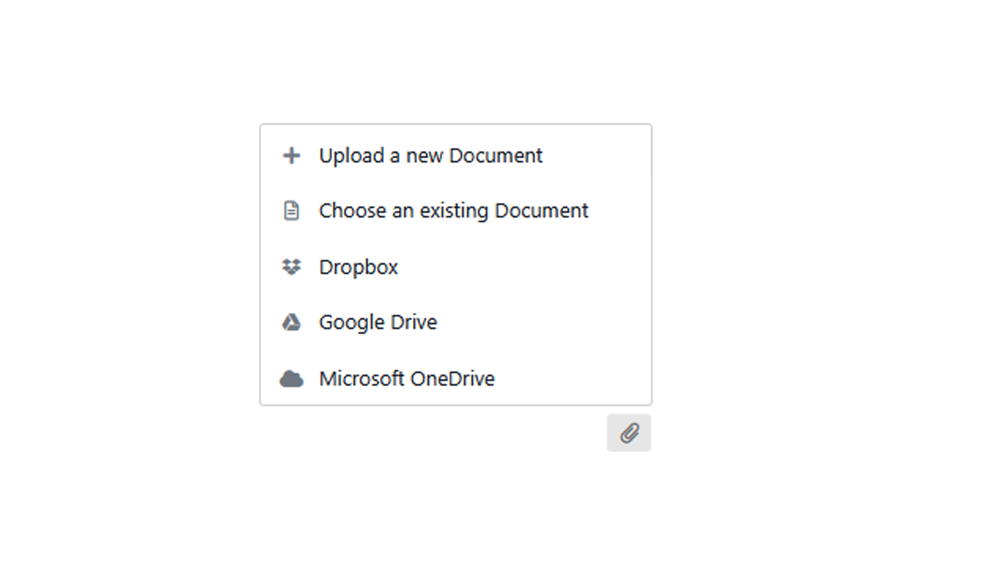 Seamless Document Integration