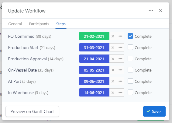 Enhanced Workflow Automation